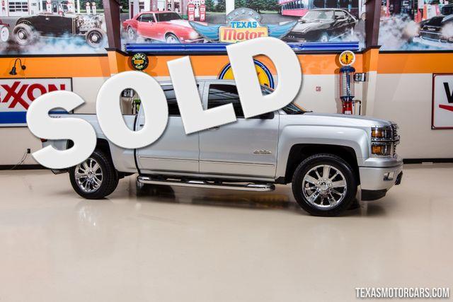 2014 Chevrolet Silverado 1500 High Country 4X4