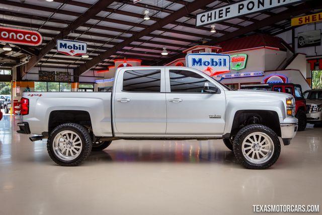 2014 Chevrolet Silverado 1500 LT 4X4 in Addison Texas, 75001