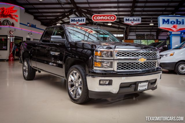 2014 Chevrolet Silverado 1500 LT in Addison Texas, 75001