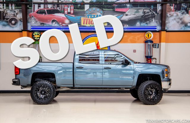 2014 Chevrolet Silverado 1500 LT 4x4 in Addison, Texas 75001