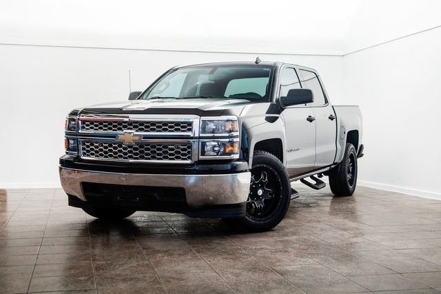 2014 Chevrolet Silverado 1500 LT Turbocharged With Many Upgrades in Addison, TX 75001