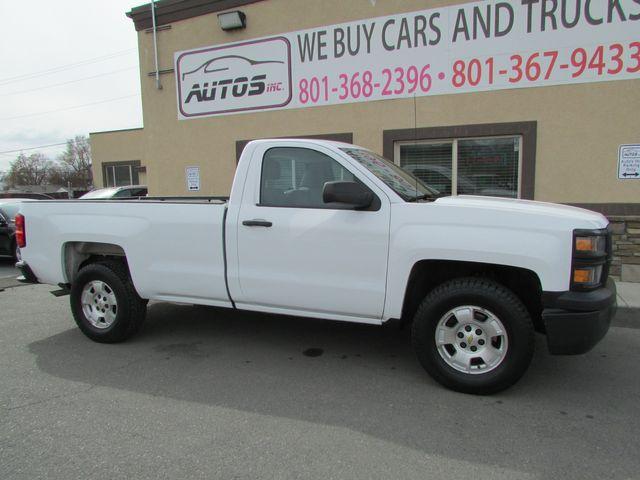 2014 Chevrolet Silverado 1500 Work Truck in American Fork, Utah 84003