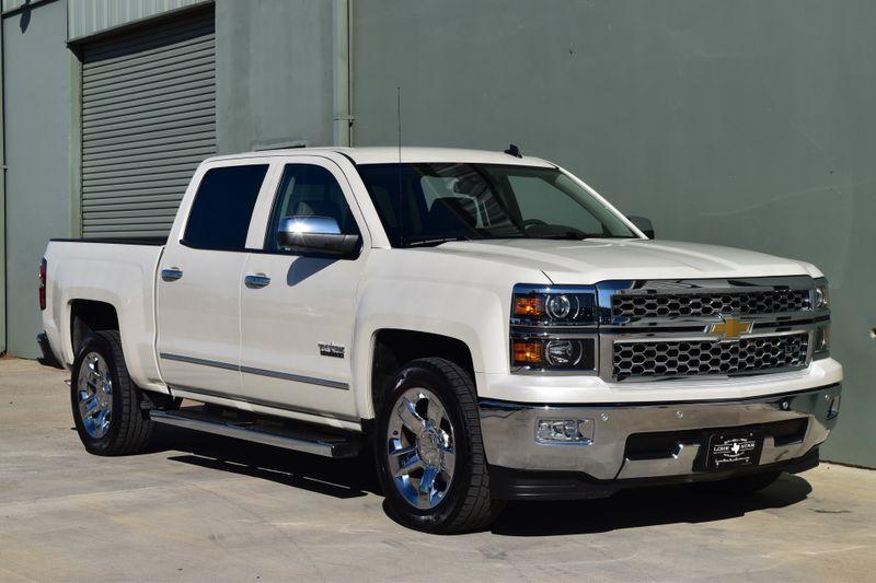 2014 Chevrolet Silverado 1500 LTZ   Arlington, TX   Lone Star Auto Brokers, LLC