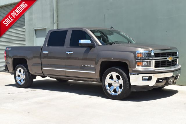 2014 Chevrolet Silverado 1500 LTZ Z71 | Arlington, TX | Lone Star Auto Brokers, LLC-[ 4 ]