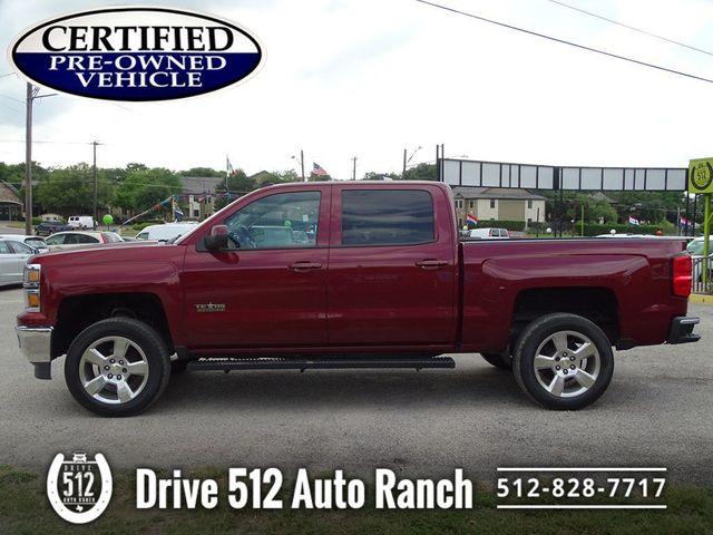 2014 Chevrolet Silverado 1500 LT in Austin, TX 78745