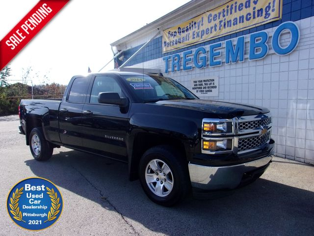 2014 Chevrolet Silverado 1500 4X4 LT in Bentleyville Pennsylvania, 15314