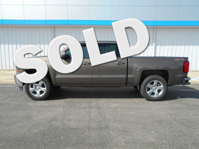 2014 Chevrolet Silverado 1500 LT Black Rock, AR