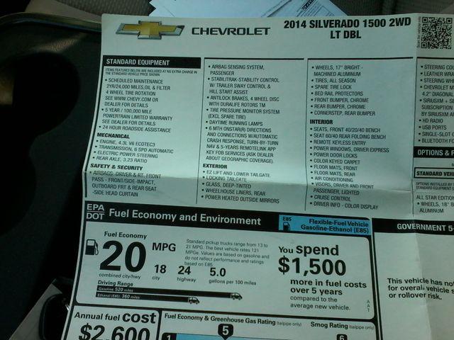 2014 Chevrolet Silverado 1500 LT Boerne, Texas 38