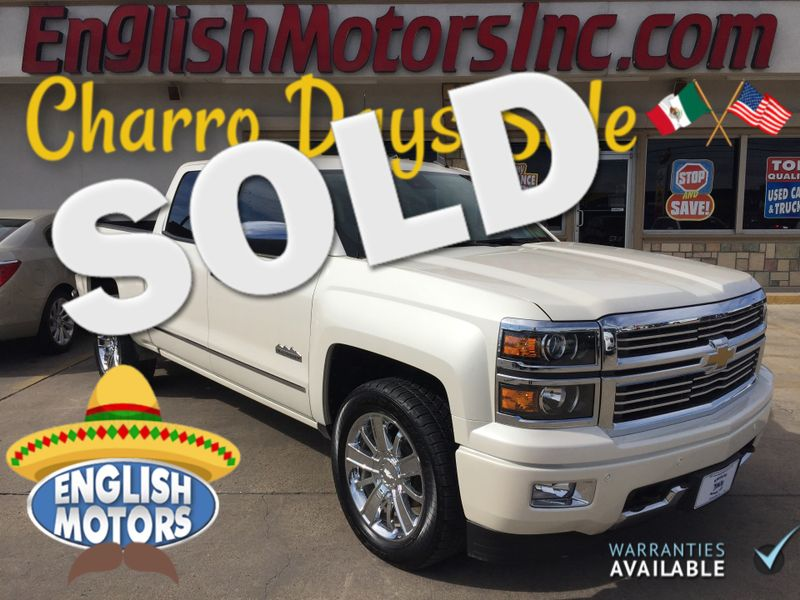 2014 Chevrolet Silverado 1500 High Country  Brownsville TX  English Motors  in Brownsville, TX