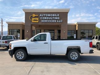 2014 Chevrolet Silverado 1500 Work Truck 5.3L V8 4X4 in Bullhead City Arizona, 86442-6452