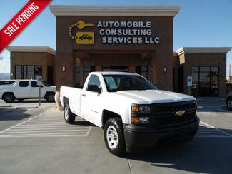 2014 Chevrolet Silverado 1500 Work Truck 5.3L V8 4X4 in Bullhead City Arizona, 86442-6452