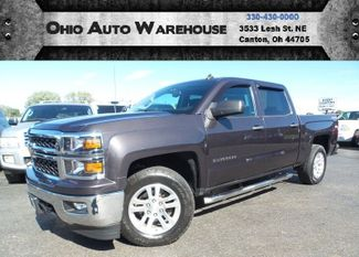 2014 Chevrolet Silverado 1500 LT 4x4 V8 Crew Cab Clean Carfax We Finance | Canton, Ohio | Ohio Auto Warehouse LLC in Canton Ohio