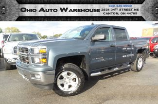 2014 Chevrolet Silverado 1500 LT Z71 4x4 Crew Cab 1-Own Cln Carfax We Finance | Canton, Ohio | Ohio Auto Warehouse LLC in Canton Ohio