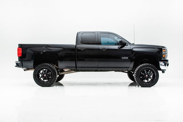 2014 Chevrolet Silverado 1500 LT Lifted in Carrollton, TX 75006