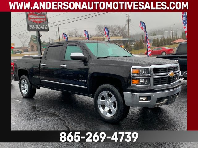 2014 Chevrolet Silverado 1500 LTZ in Clinton, TN 37716