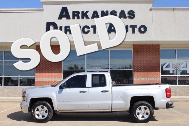 2014 Chevrolet Silverado 1500 LT Z71 4X4 Conway, Arkansas