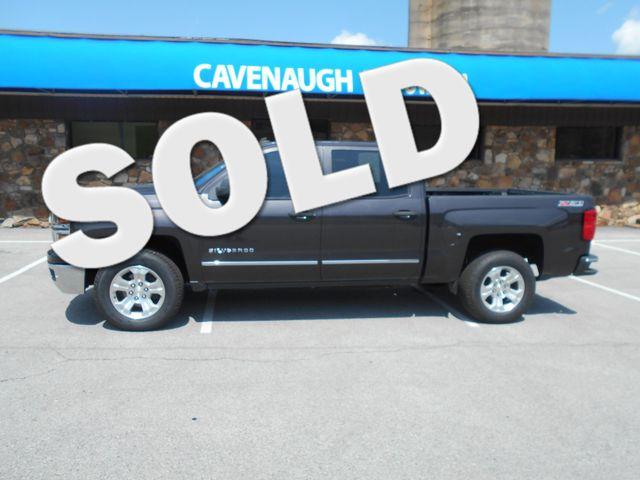 2014 Chevrolet Silverado 1500 Crew Cab 4X4 Z71 LT Black Rock, AR