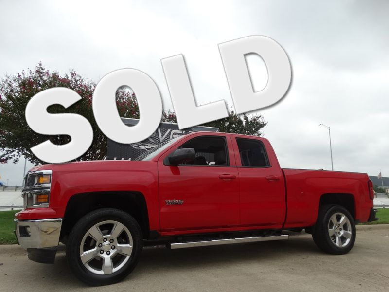 2014 Chevrolet Silverado 1500 LT Auto, Mylink, Step Rails, Polished Wheels 96k! | Dallas, Texas | Corvette Warehouse