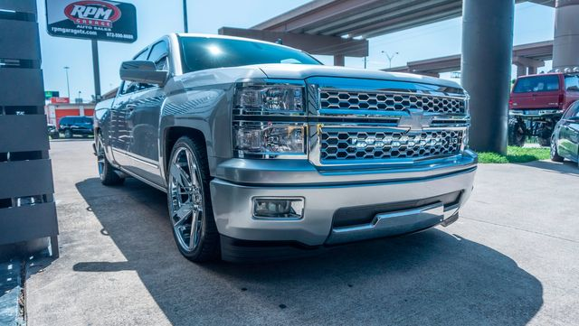 2014 Chevrolet Silverado 1500 LTZ Lowered with Many Upgrades