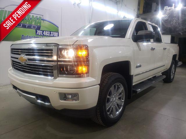 2014 Chevrolet Silverado 1500 High Country Warranty