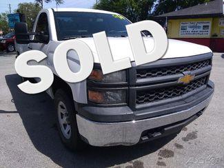 2014 Chevrolet Silverado 1500 Work Truck Dunnellon, FL