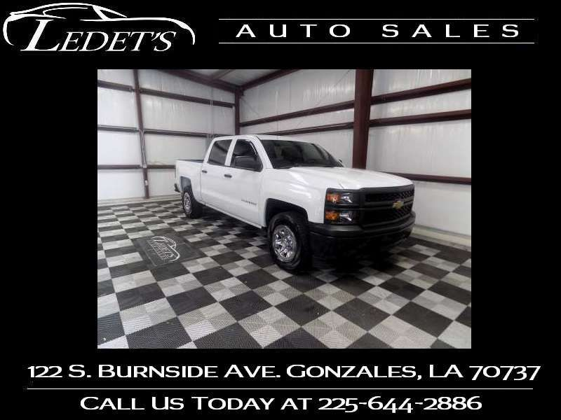 2014 Chevrolet Silverado 1500  - Ledet's Auto Sales Gonzales_state_zip in Gonzales Louisiana