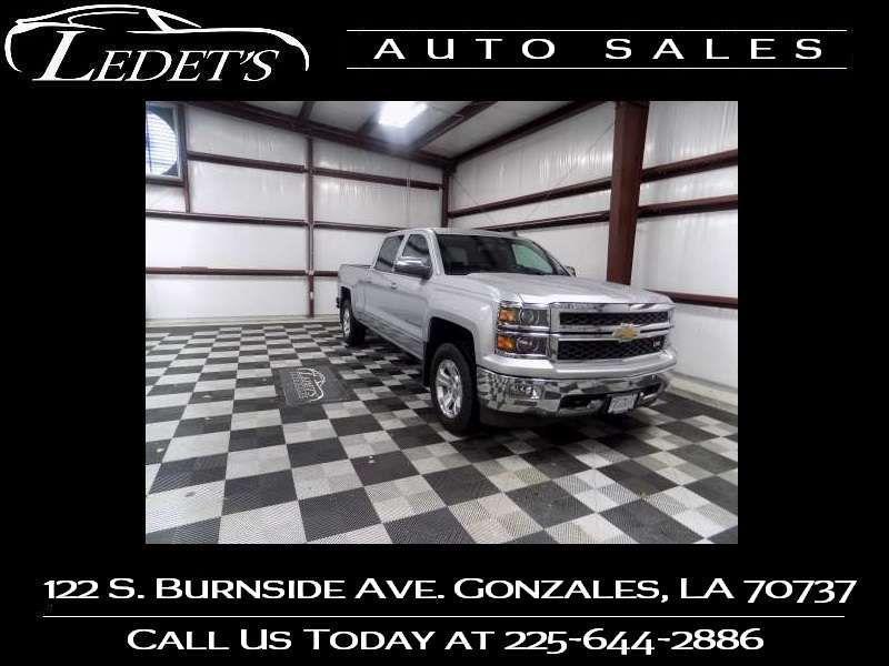 2014 Chevrolet Silverado 1500 LTZ - Ledet's Auto Sales Gonzales_state_zip in Gonzales Louisiana