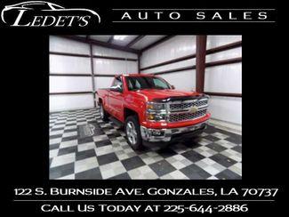 2014 Chevrolet Silverado 1500 LT - Ledet's Auto Sales Gonzales_state_zip in Gonzales