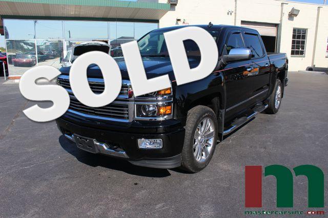 2014 Chevrolet Silverado 1500 High Country   Granite City, Illinois   MasterCars Company Inc. in Granite City Illinois