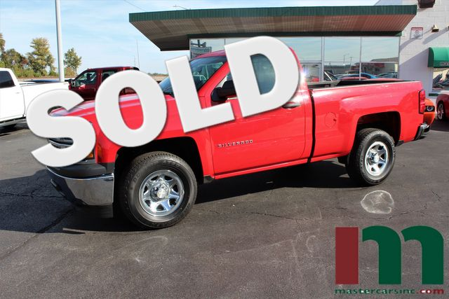 2014 Chevrolet Silverado 1500    Granite City, Illinois   MasterCars Company Inc. in Granite City Illinois