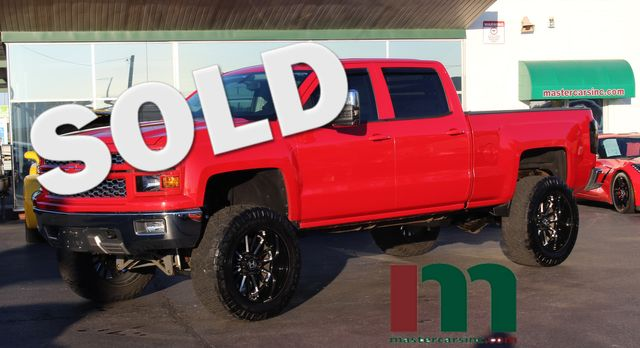 2014 Chevrolet Silverado 1500 LT | Granite City, Illinois | MasterCars Company Inc. in Granite City Illinois