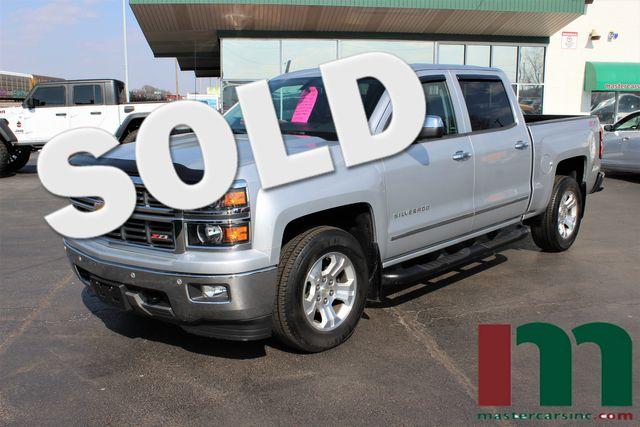 2014 Chevrolet Silverado 1500 LTZ | Granite City, Illinois | MasterCars Company Inc. in Granite City Illinois