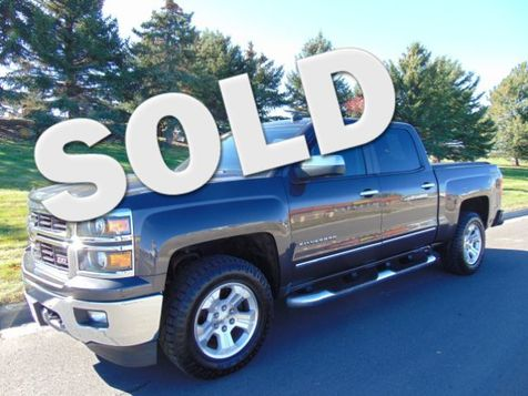 2014 Chevrolet Silverado 1500 LTZ in Great Falls, MT