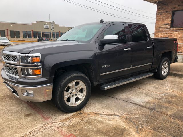 2014 Chevrolet Silverado 1500 LTZ | Greenville, TX | Barrow Motors in Greenville TX