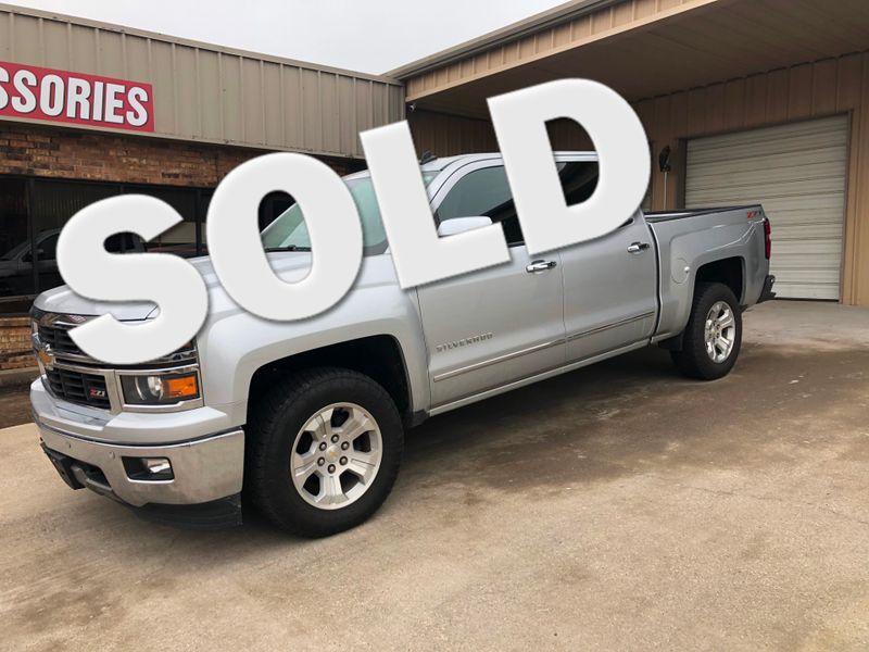 2014 Chevrolet Silverado 1500 LTZ | Greenville, TX | Barrow Motors in Greenville TX