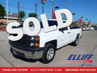 2014 Chevrolet Silverado 1500 Work Truck in Harlingen TX, 78550