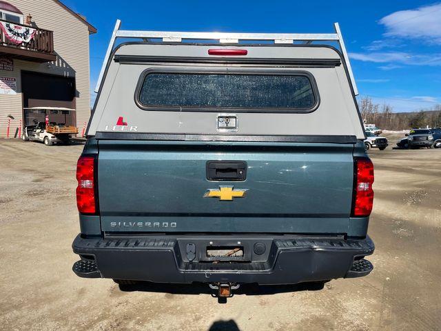 2014 Chevrolet Silverado 1500 Work Truck Hoosick Falls, New York 3