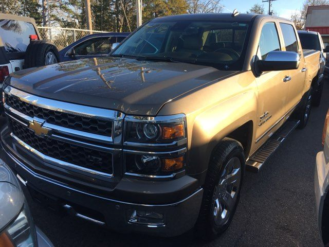 2014 Chevrolet Silverado 1500 LTZ - John Gibson Auto Sales Hot Springs in Hot Springs Arkansas
