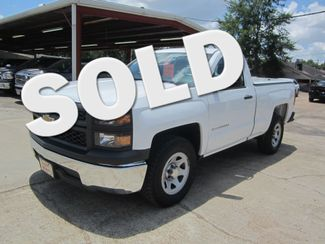 2014 Chevrolet Silverado 1500 Work Truck Houston, Mississippi