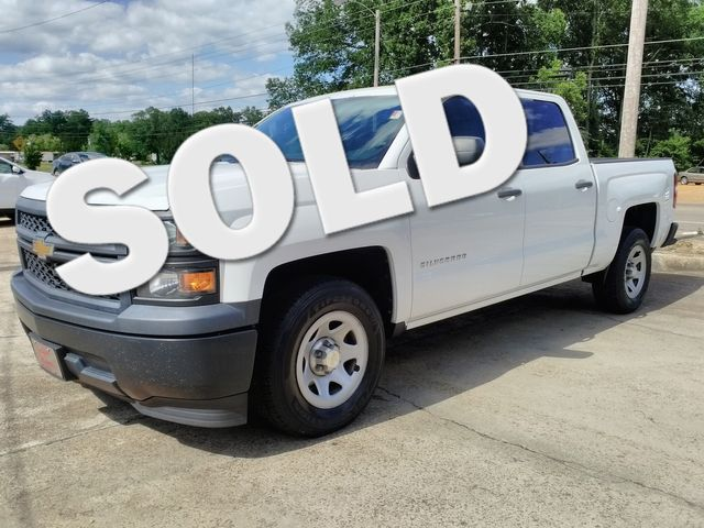 2014 Chevrolet Silverado 1500 Crew Cab Houston, Mississippi