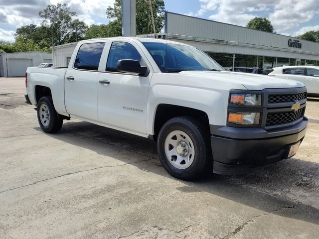 2014 Chevrolet Silverado 1500 Crew Cab Houston, Mississippi 1