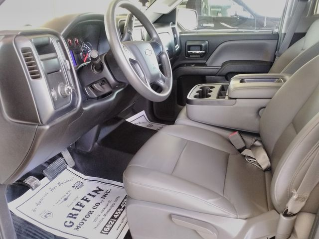 2014 Chevrolet Silverado 1500 Crew Cab Houston, Mississippi 9