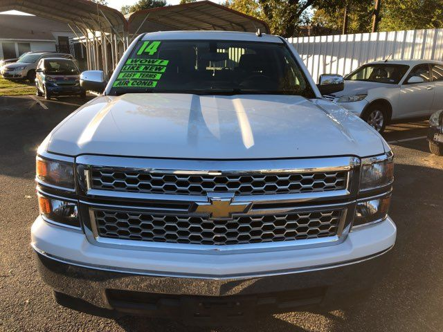 2014 Chevrolet Silverado 1500 LT Houston, TX 1