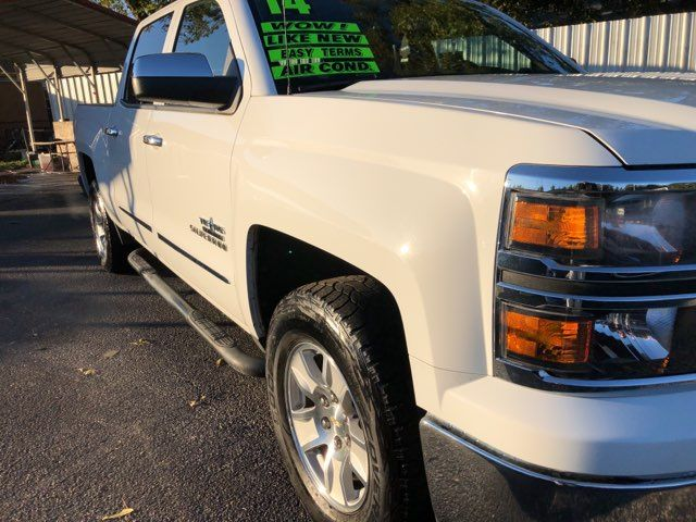 2014 Chevrolet Silverado 1500 LT Houston, TX 3