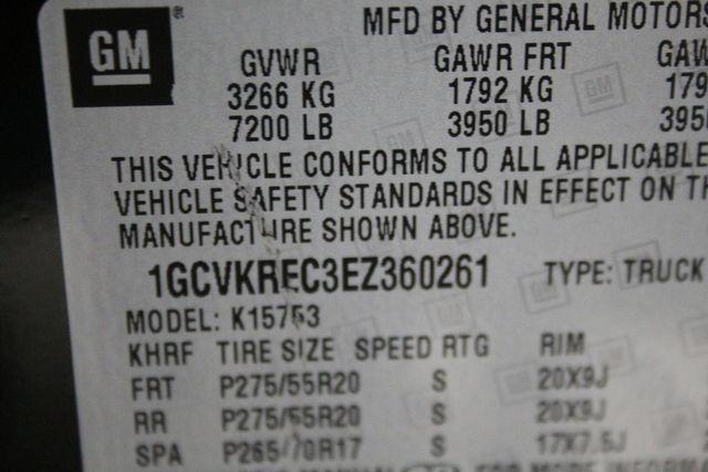 2014 Chevrolet Silverado 1500 LT Houston, Texas 30