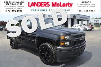 2014 Chevrolet Silverado 1500 Work Truck | Huntsville, Alabama | Landers Mclarty DCJ & Subaru in  Alabama