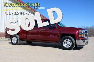 2014 Chevrolet Silverado 1500 LT in Jackson MO, 63755