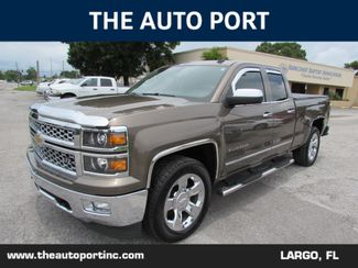 2014 Chevrolet Silverado 1500 LTZ 4X4 W/NAVI in Largo, Florida 33773