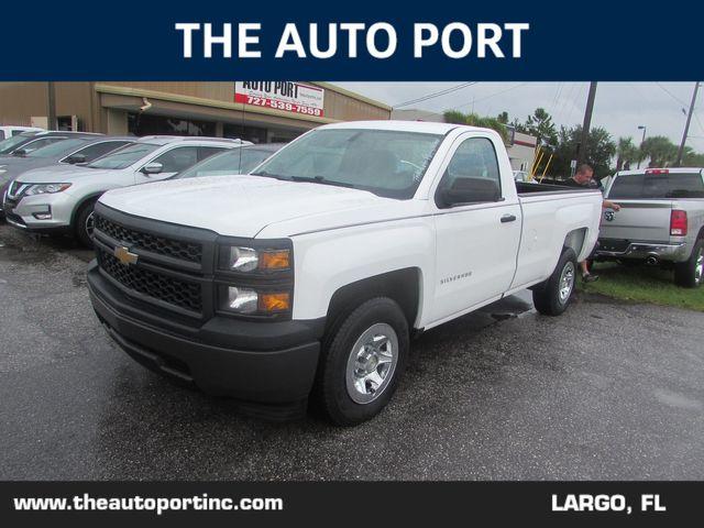 2014 Chevrolet Silverado 1500 Work Truck in Largo, Florida 33773