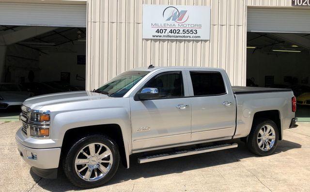 2014 Chevrolet Silverado 1500 High Country Longwood, FL 48